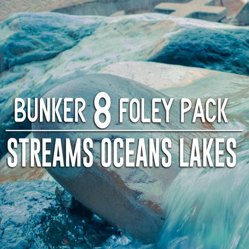Bunker 8 Foley Pack Streams Oceans Lakes