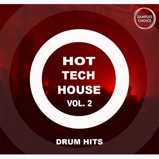 Hot Tech House Vol 2 Drum Hits