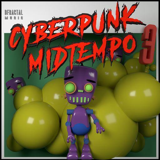 Cyberpunk Midtempo 3