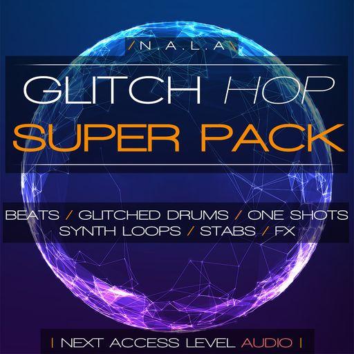 Glitch Hop Superpack