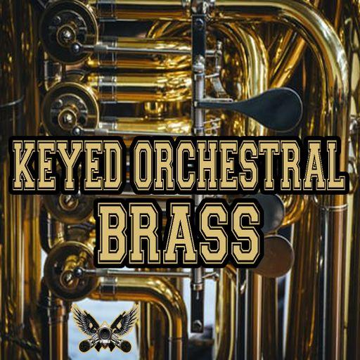 Keyed orchestral Brass Chops Vol 1