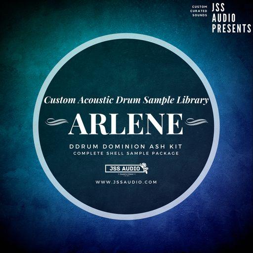 Arlene: Acoustic Drum Sample Library