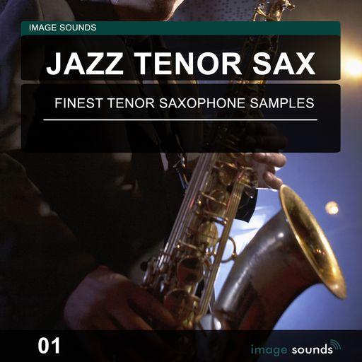 Jazz Tenor Sax 01