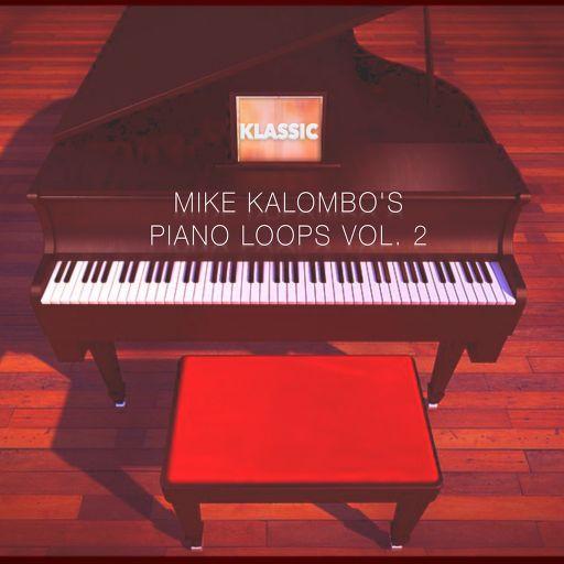 Mike Kalombo's Piano Loops Vol.2