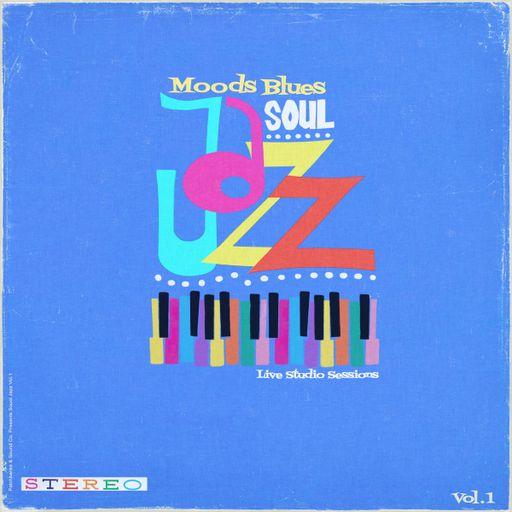 Moods Blues Soul Jazz Vol.1