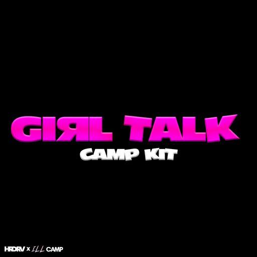 Girl Talk Camp Kit
