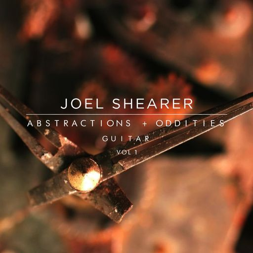 Abstractions + Oddities Guitar Vol I