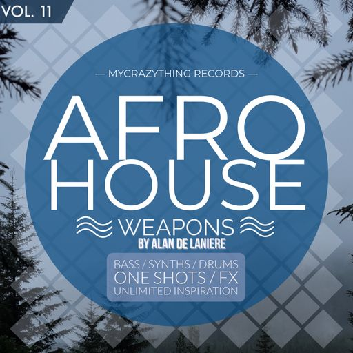 Afro House Weapons 11