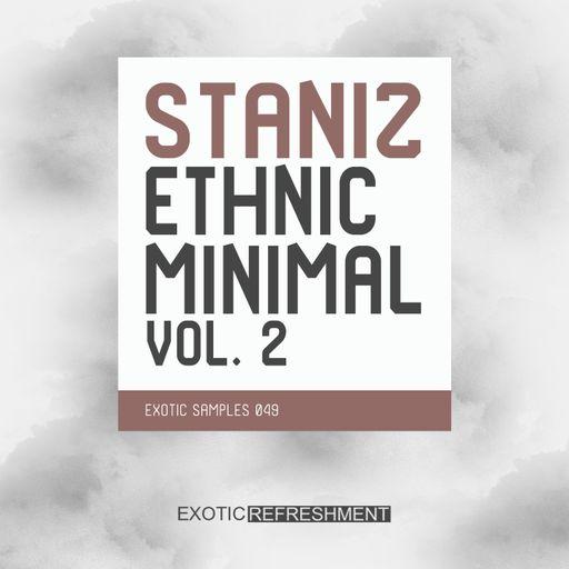Staniz Ethnic Minimal vol. 2 - Exotic Samples 049