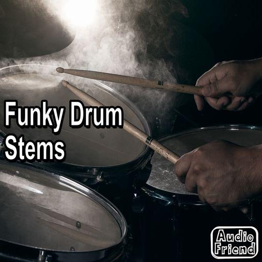 Funky Drum Stems