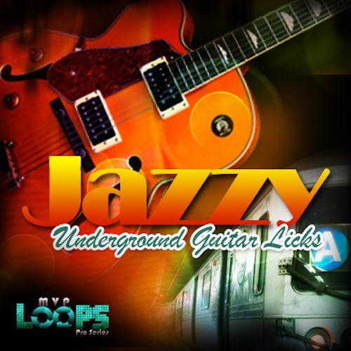 Jazzy Underground Guitar Licks