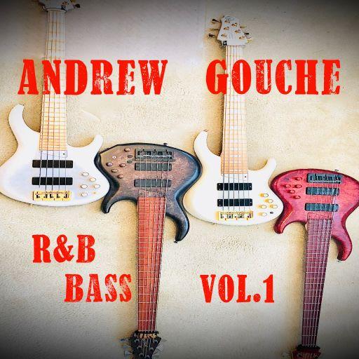 Andrew Gouche R&B Bass Guitar