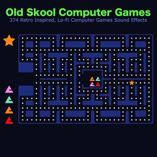 Old Skool Computer Games