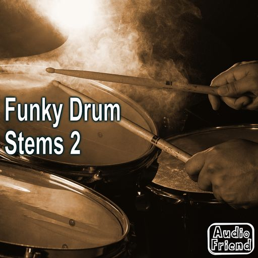 Funky Drum Stems 2