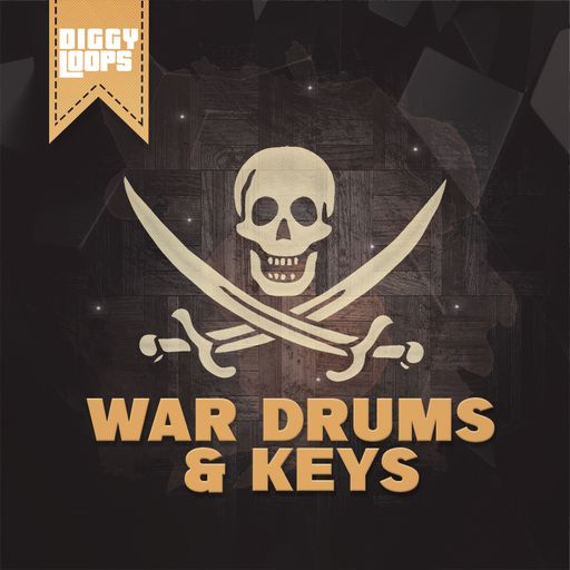 WAR DRUMS & KEYS