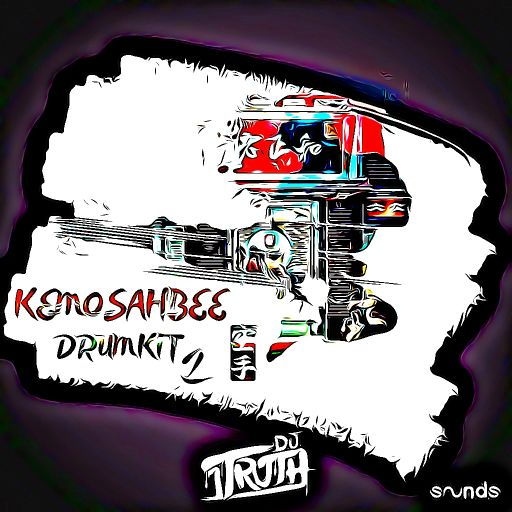 Kemosahbee Drumkit 2