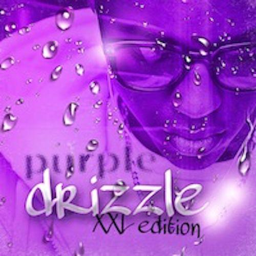 Purple Drizzle XXL Edition