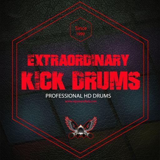 Extraordinary Kick Drums Vol 1.
