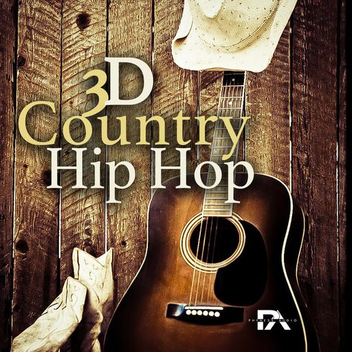 3D Country Hip Hop'