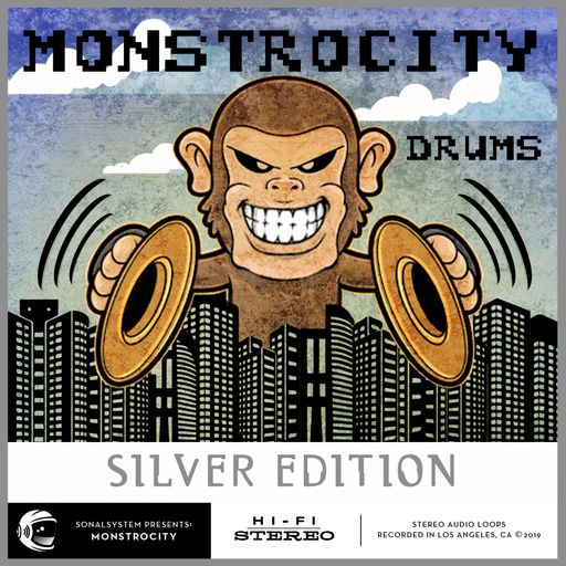 MonstroCity Drums