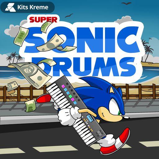 Super Sonic Drums