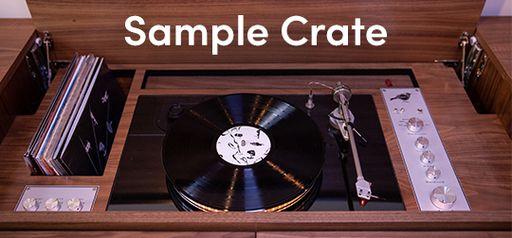 Sample Crate