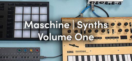 Maschine | Synths - Volume One